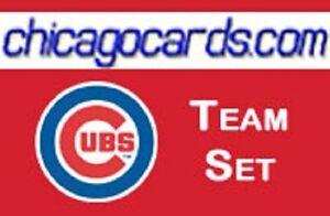 Chicago-Cubs-163cd-2008-Documentary-Team-Set-10x-Jeff-Samardzija-RC-Rookie-Card