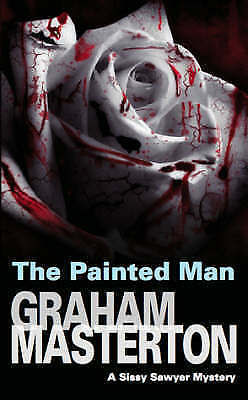 The Painted Man (Sissy Sawyer Mysteries), Masterton, Graham, Hardcover, Very Goo