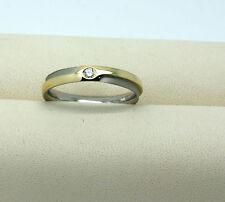 NIESSING Ring 18kt Gold Diamant RW54