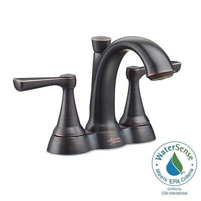 Legacy Bronze American Standard 7075000 278 Colony Pro Single Handle Centerset Bathroom Faucet