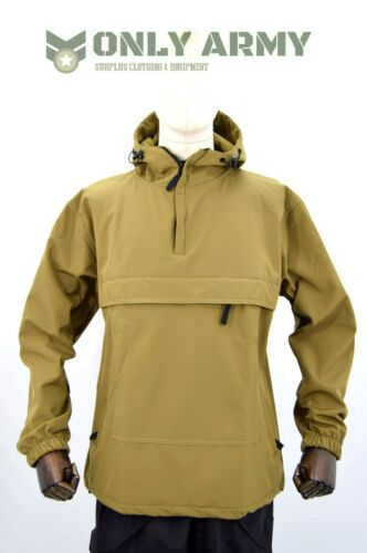 Tactical Softshell anorak blouse veste coupe-vent résistant à l/'eau Coyote Tan