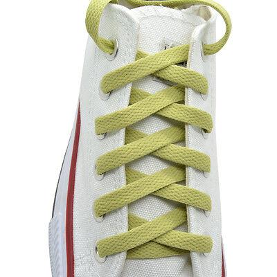 "Flat 27,36,45,54,63/"" Athletic L/_Gray Shoelace Sneaker Strings 1,2,4,6,12 Pairs"