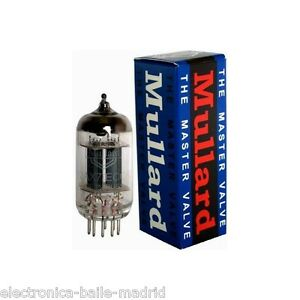 MULLARD-12AX7-ECC83-REISSUE-VACUUM-TUBE-AMP-VALVULA-DE-VACIO
