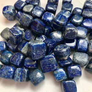 1-2-lb-Bulk-Cube-LAPIS-LAZULI-Tumbled-Stone-Healing-Crystals-Afghanistan