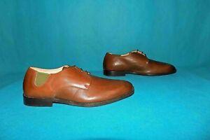chaussures a lacets NEOSENS en cuir marron p 41 fr