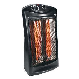 Comfort-Zone-CZQTV007BK-Fan-Assisted-Tower-Radiant-Quartz-Heater