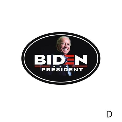 NEW 2020 PRESIDENTIAL DECAL WINDOW BUMPER BIDEN STICKER