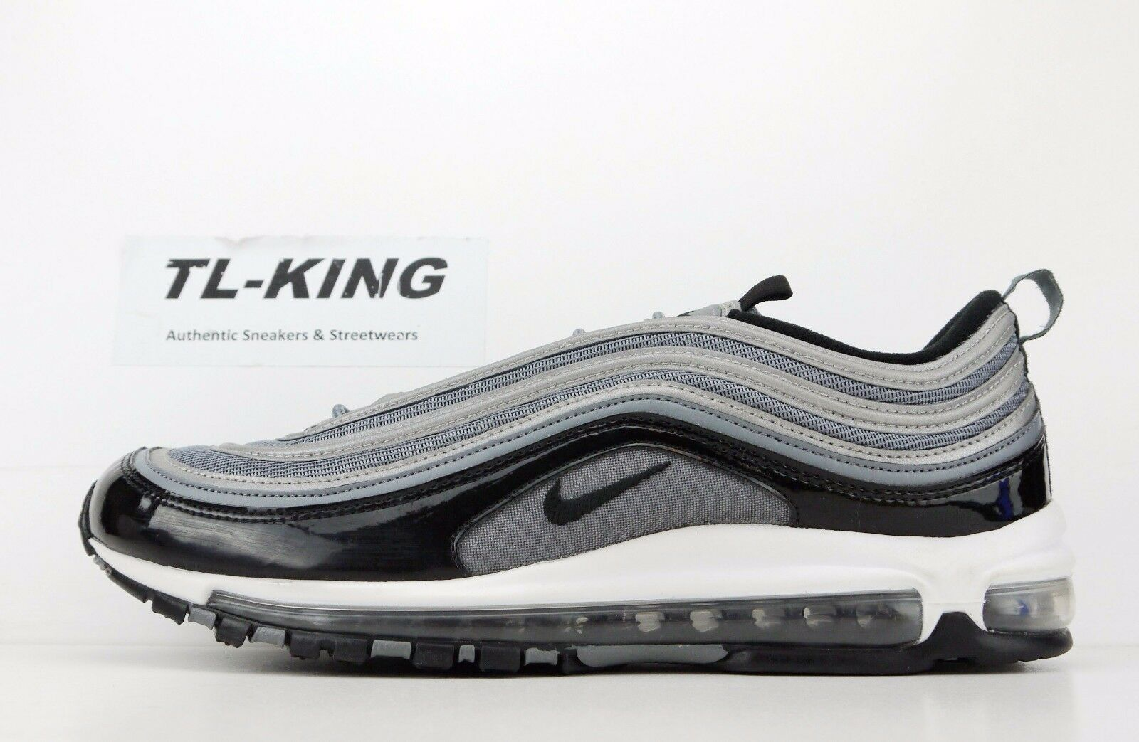 max air Nike 97 gris blancoo negro bw 010 921826 Patent Cold