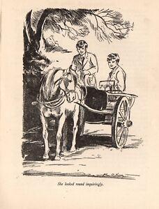 ENID-BLYTON-MORE-ADVENTURES-ON-WILLOW-FARM-VINTAGE-HARDBACK-1943-EILEEN-SOPER