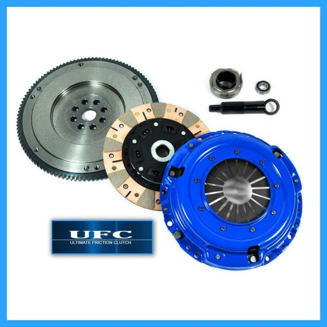 UFC TWIN-FRICTION RACE CLUTCH KIT+HD FLYWHEEL 1992-1993