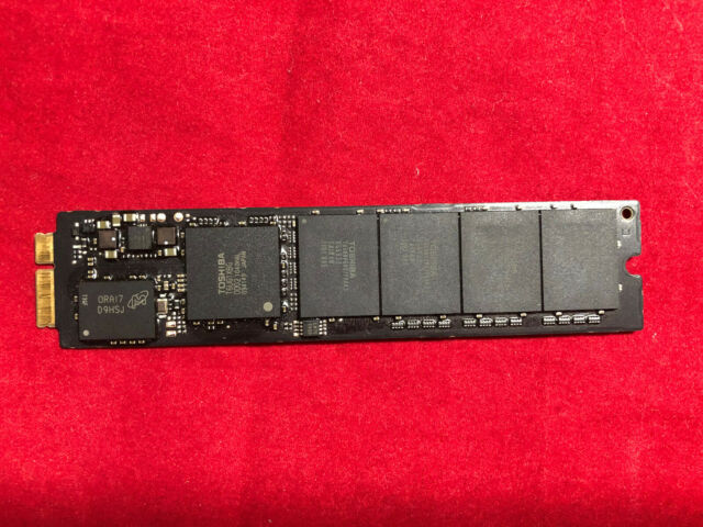 "Apple MacBook Air 13/"" A1369 2010 128Gb Solid State Drive THNSNC128GMDJ 655-1634A"