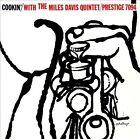 Cookin' with the Miles Davis Quintet [RVG Remaster] [Remaster] by Miles Davis/Miles Davis Quintet (CD, Feb-2007, Prestige Records)