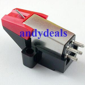 New Universal Magnetic Cartridge For Sony Kenwood Crosley