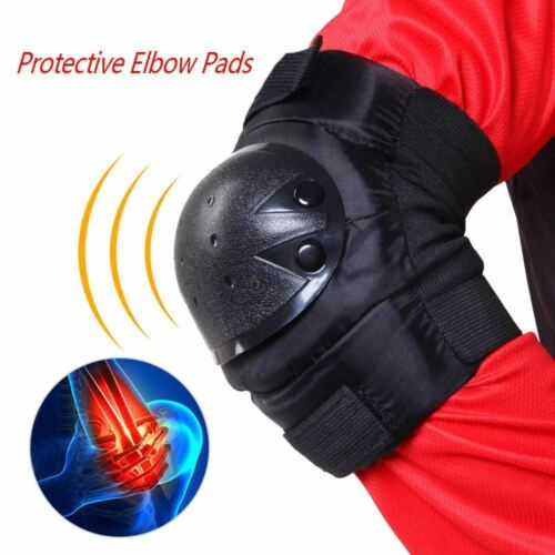 Motorcycle Motocross Racing KID Knee /& Elbow Guards Protective Pads Armor Gear