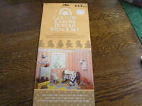 Accent Country Colors Border Stencil Set 2075 Twin Patterns Ole Time Teddies