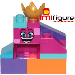 NEW-LEGO-Minifigure-Queen-Watevra-Wanabi-The-Movie-2-70838-Genuine-Space-Palace