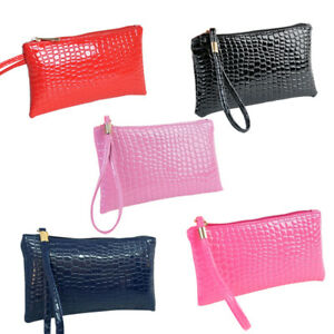 Women-Lady-Fashion-PU-Leather-Wallet-Handbag-Phone-Money-Bag-Tote-Clutch-Purse