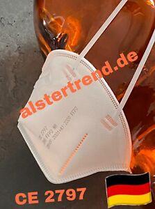 50 Stück FFP2 NR Masken 5-lagig - Hergestellt in ...