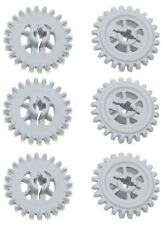 LEGO 6pc Technic 24 Tooth crown gear set (Mindstorms nxt pack robot EV3 lot) NEW
