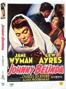 Details about Johnny Belinda (1948) DVD - Jane Wyman (New & Sealed)