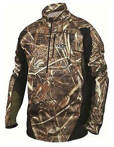 Drake Waterfowl Systems Tri-Tec Base Layer Shirt Max 5 DW1555 All Sizes