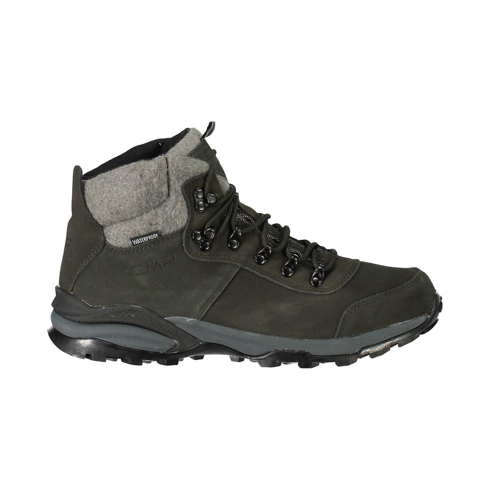 CMP chaussures da Trekking chaussures Tempo Libero Turais Trekking chaussures Wp 2.0 Pianura