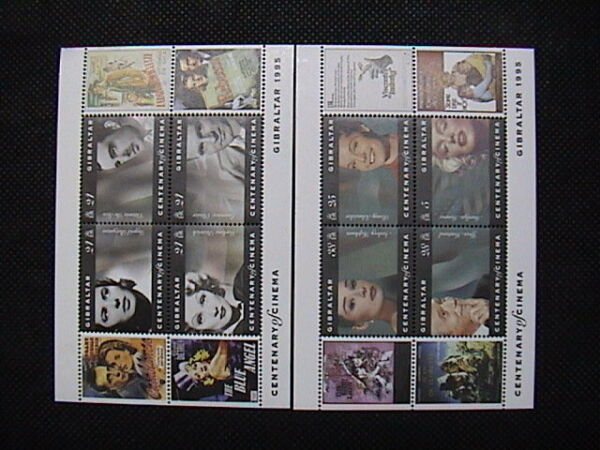 Never Hinged 1998 Walt-disney-f complete Issue Unmounted Mint Ghana Block356