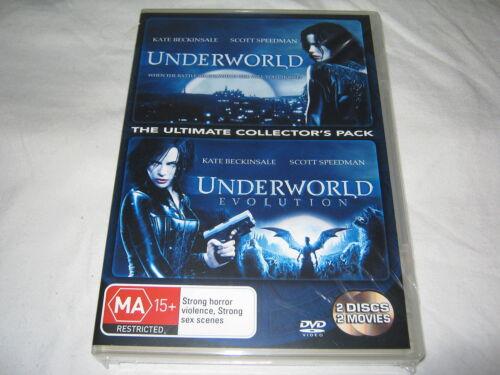 1 of 1 - Underword + Underworld Evolution - Brand New & Sealed - R4 - DVD