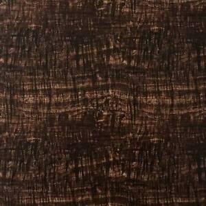wassertransferdruck folie holz dunkel 50cm breit ebay. Black Bedroom Furniture Sets. Home Design Ideas