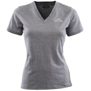 8ca15df41c5 Details about Kappa T-SHIRTS & TOP Woman LOGO CABOU Training T-Shirt