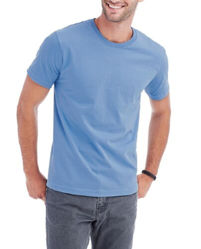Stedman Comfort T-Shirt Plain Cotton BLACK BLUE GREEN GREY WHITE Tee Tshirt