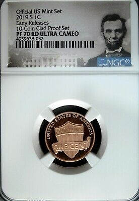 Ross Dollar☆Early Release ☆☆ 2019 S NGC Proof 70 UCAM Native American Mary G