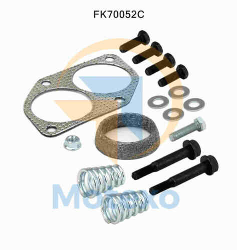 FK70052C EXHAUST FRONT PIPE FITTING KIT VAUXHALL CAVALIER 2.0 10//1988-9//1992