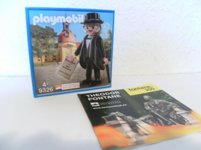 Playmobil 9326 Theodor Fontane Sonderfigur