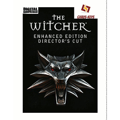 The Witcher Enhanced Edition Director's Cut GOG Pc Key Code Global Blitzversand