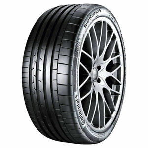 REIFEN TYRE SOMMER SPORTCONTACT 6 (*) XL 265/40 R21 105Y CONTINENTAL
