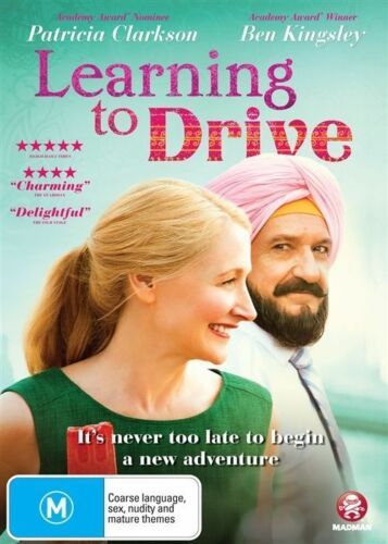 1 of 1 - Learning To Drive (DVD, 2016)