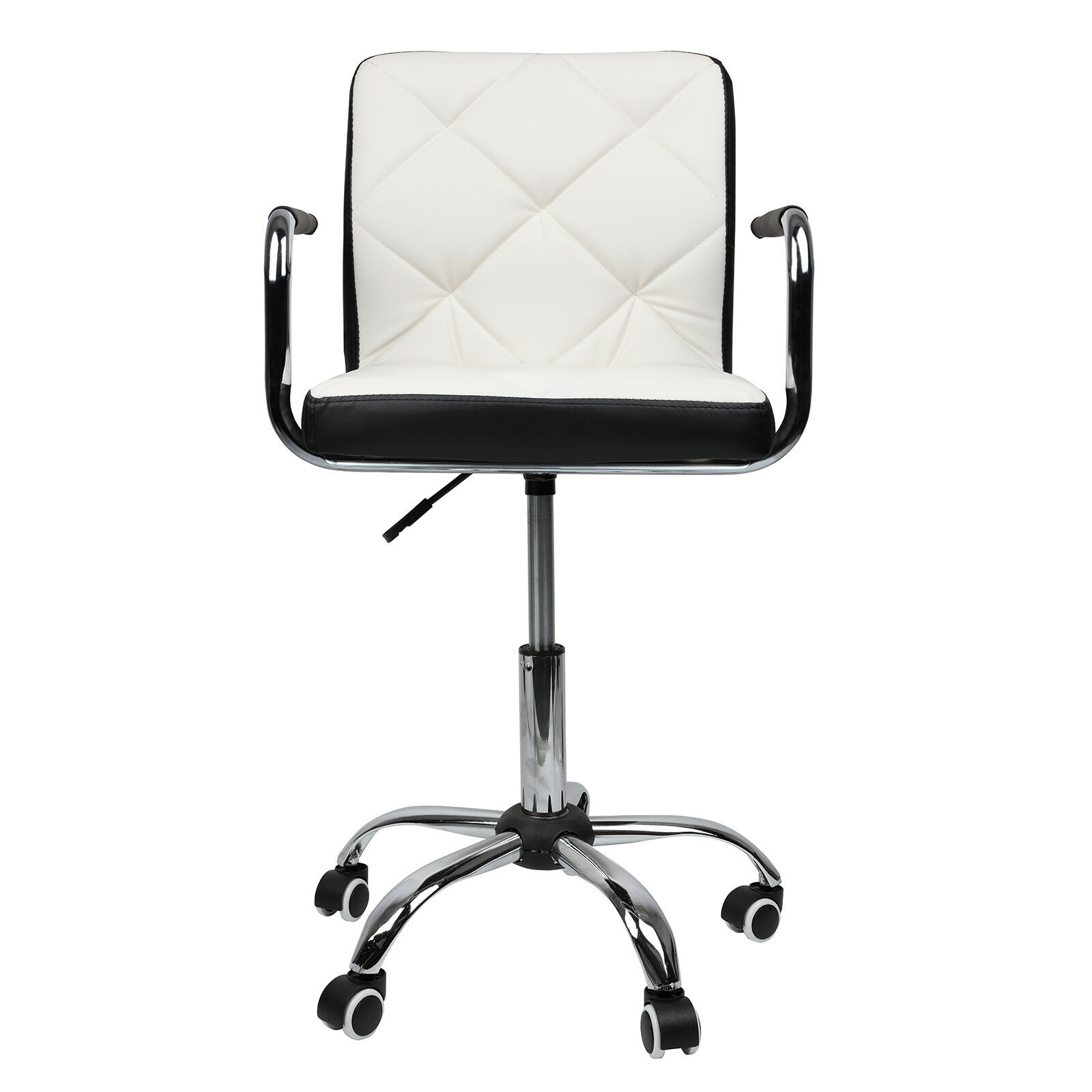 Modern Pu Leather Office Desk Computer Chair Seat Swivel