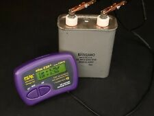 10uf Mfd 1kvdc High Voltage Oil Filled Energy Storage Capacitor Tested