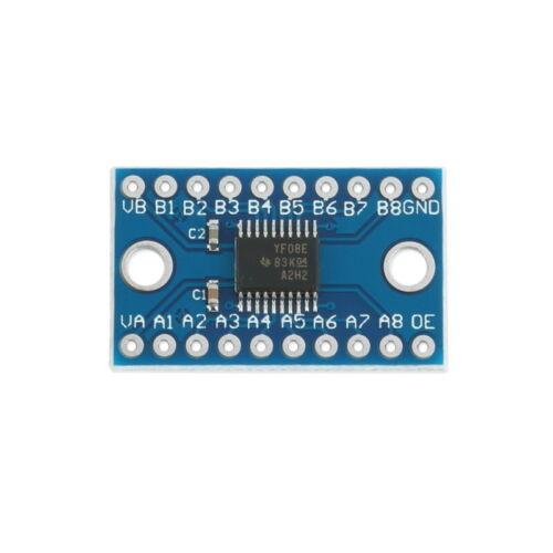 TXS0108E 8 Kanal Pegelwandler Logic Level Converter Arduino und Raspberry PI