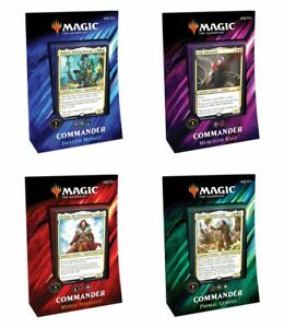 Magic-The-Gathering-Commander-2019-Deck-Factory-Sealed
