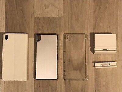 Bescheiden Sony Xperia Z3 Zubehör Set Pack Paket Auswahlmaterialien