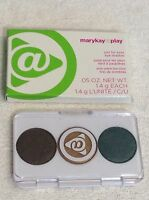 Mary Kay Play - Just For Eyes. Eye Shadow Trio. New.