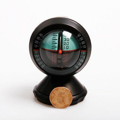 Car Inclinometer Angle Slope Level Meter Gradient Balancer Finder for Safety