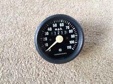 CZ 125 150 175 Speedo CLOCK  11211 Miles