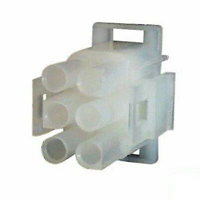 5 X Mate n Lock 2.00mm Male Housing Connector 2 Way