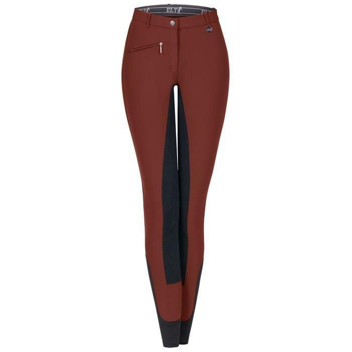 ELT Damen-Vollbesatzreithose Micro Sport Pro Vollbesatzhose Vollbesatzhose Vollbesatzhose Damenreithose 903308