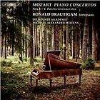 Wolfgang Amadeus Mozart - Mozart: Piano Concertos No. 1-4 (2016)