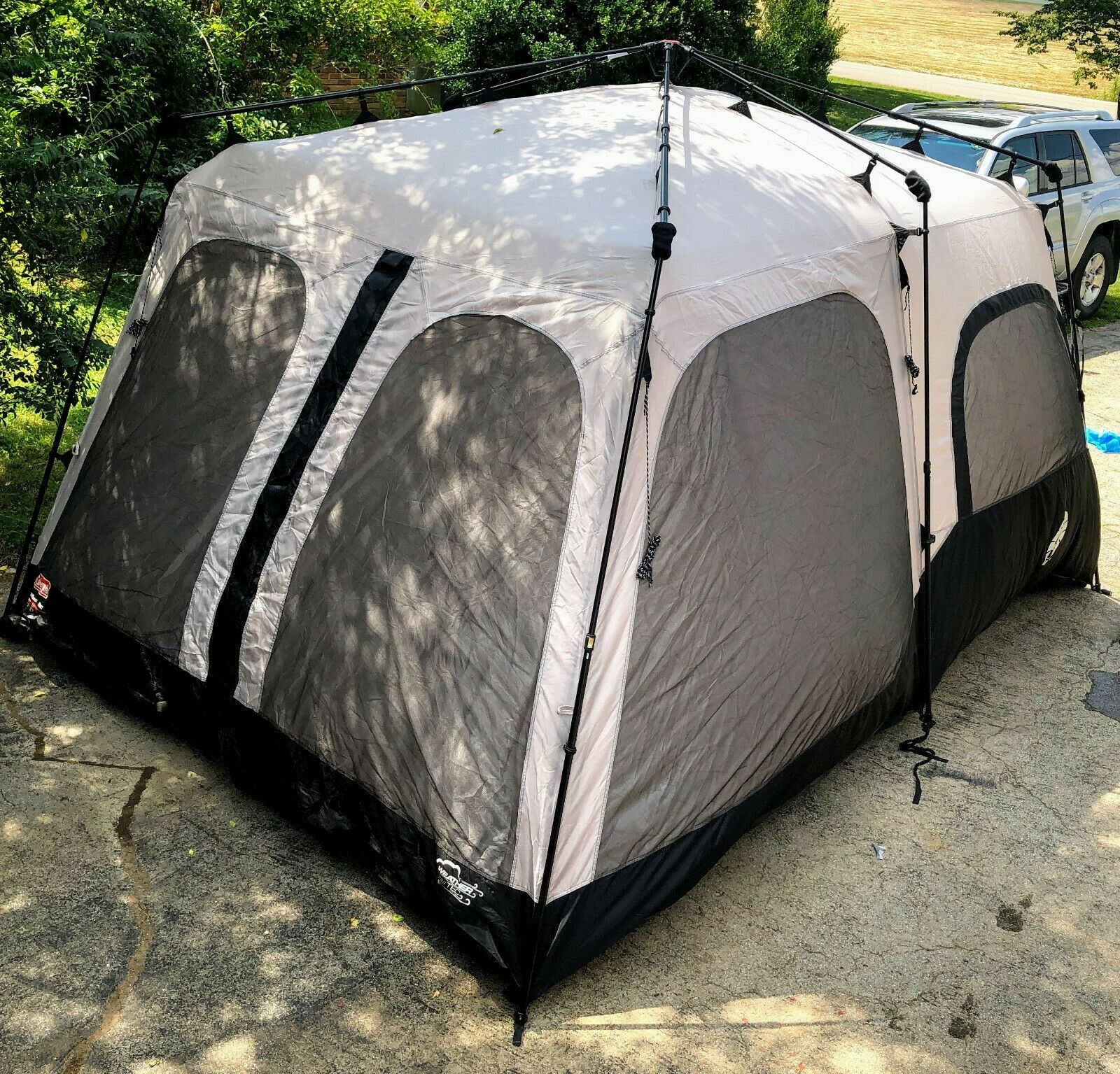 Coleuomo 2000023236 8Person Instant Family Tent WeatherTec 14x10x6.5 feet