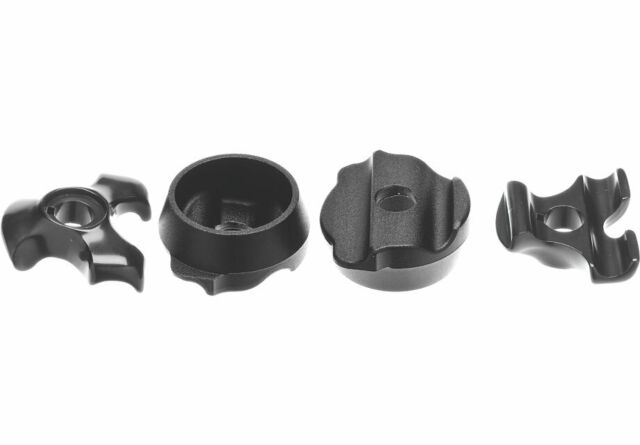 Ritchey Saddle Clamps for 7mm x 9mm carbon rails single bolt